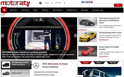 Sleek new review site Motoraty serves Saudi Arabia's hunger for cars