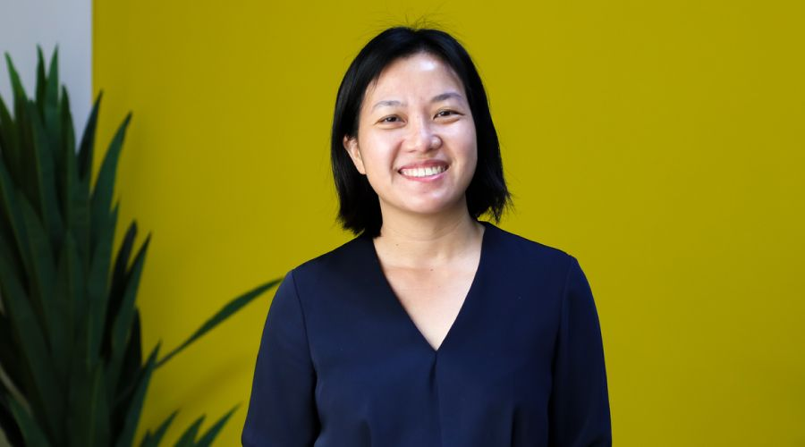 In conversation with Rita Huangzhen of iMile
