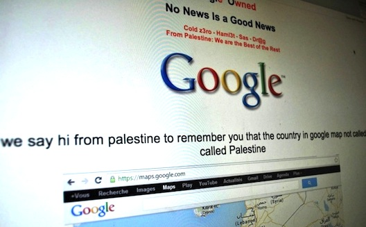 Here's how Google Palestine was hacked; local root server confirms repair