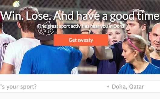 Online sports community Duplays launches new software platform, enters non-expat markets