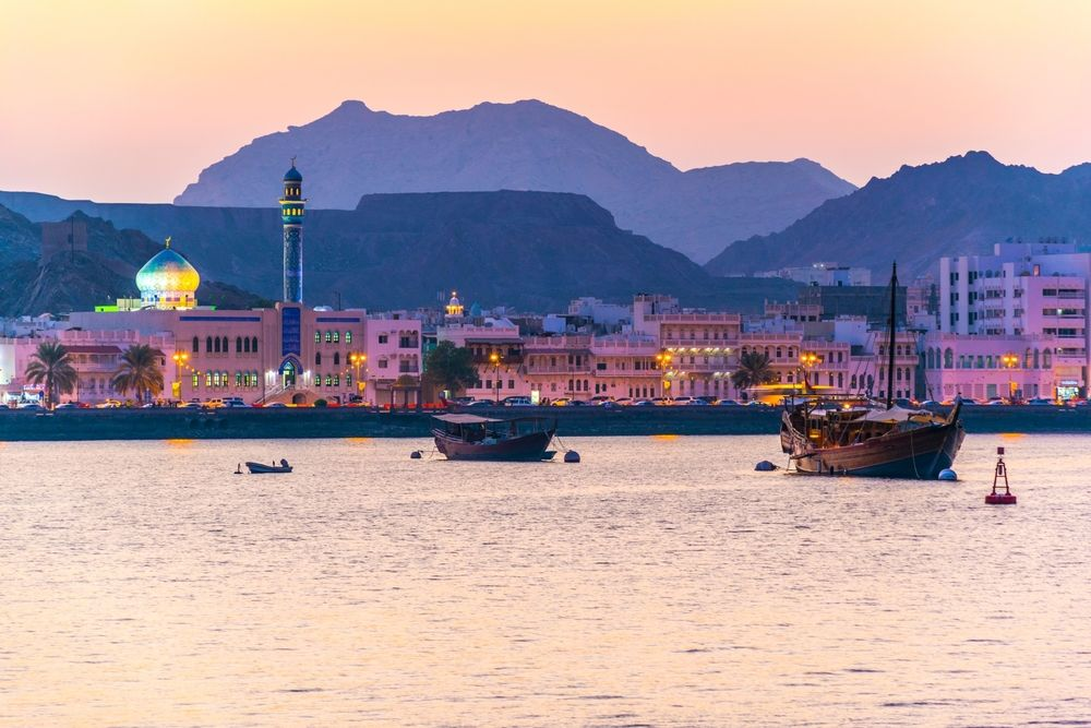 Oman's startup opportunity