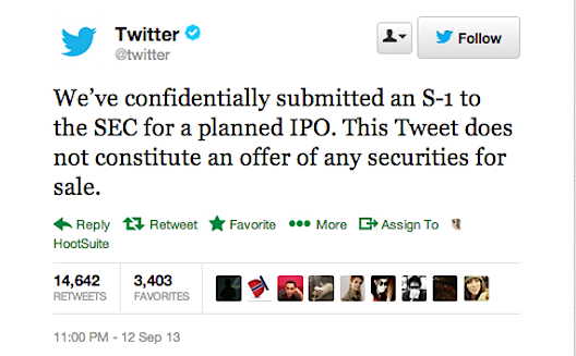 A look at Twitter's IPO: what will change?