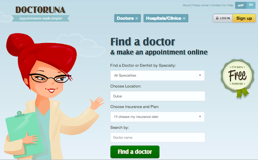 DoctorUna Helps Dubai Find and Book Trusted Physicians