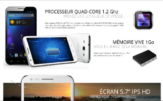 Meet Morocco's first low-cost smartphone