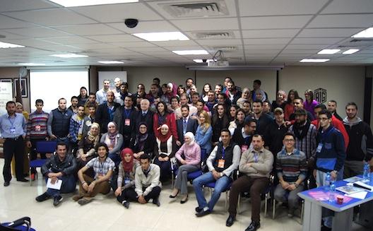 مولّد تطبيقات للمحمول يفوز خلال فعالية ستارتب أب ويك أند عمان