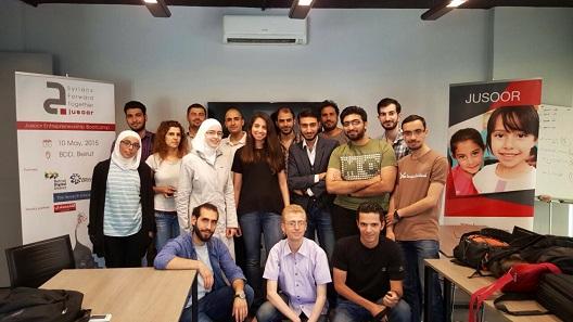 Bootcamp boosts Syrian startups