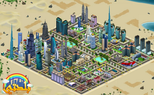 Can a Turkish game developer win over Saudi Arabia with a localized city-building game?