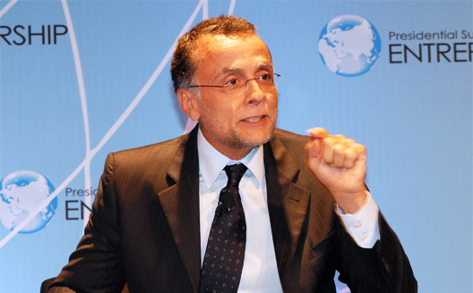Fadi Ghandour's Next Investment: Building a Future for Arab Social Entrepreneurship