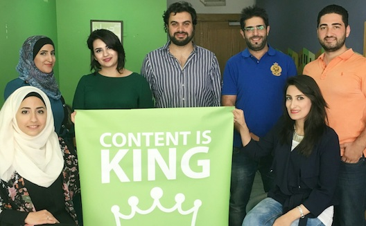 How Jeeran monetized its digital content by going offline