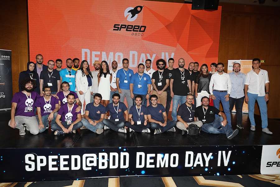 One lucky startup walks away with $50,000 from Speed@BDD's fourth Demo Day