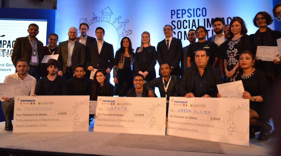 من فاز بمسابقة 'بيبسيكو' للأثر الاجتماعي؟ 