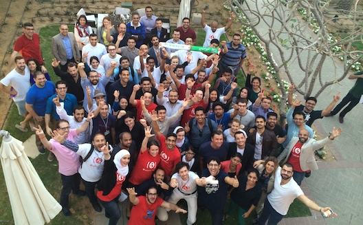 Cardiac emergency services app takes first prize at Dubai's Hacka{MENA}