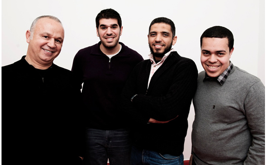 Nafham: A Learning Management Platform to Enhance Education in Egypt