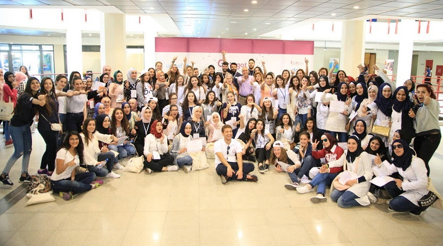 Over 400 students in Girls Got IT in Tripoli