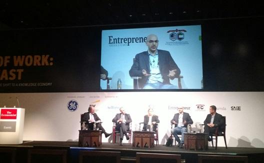 'مستقبل العمل في الشرق الأوسط': التنويع والتعليم والابتكار للوصول إلى اقتصاد المعرفة
