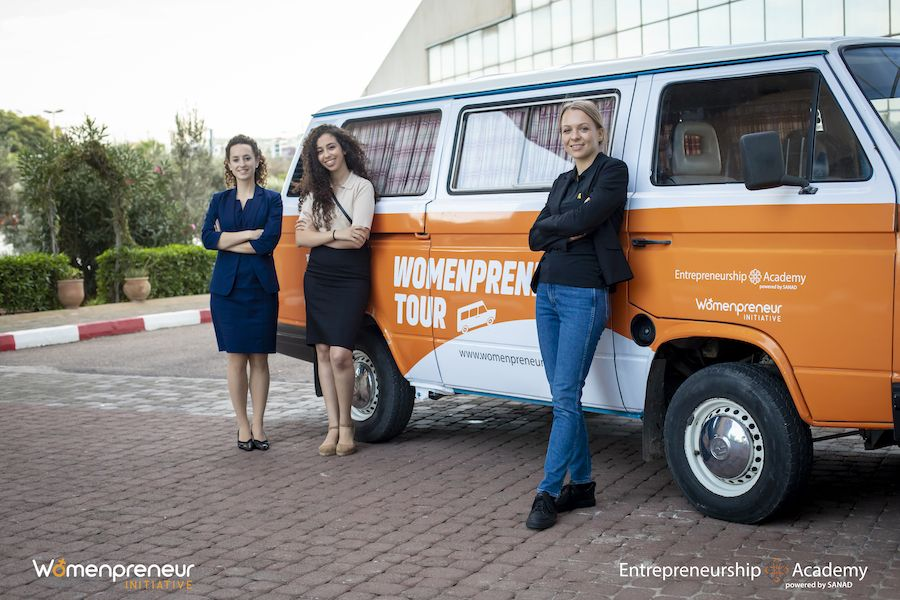 How can we encourage more women to pursue entrepreneurship?