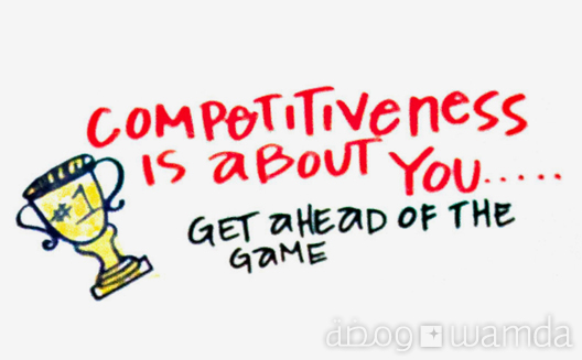 Competitiveness Is About You [Pic Of The Week]