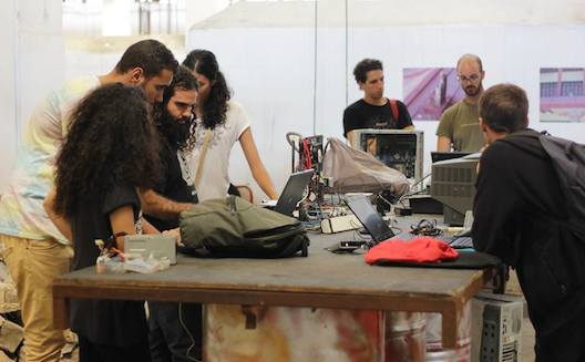If hackers and makers in Morocco mingled, they could all be winners