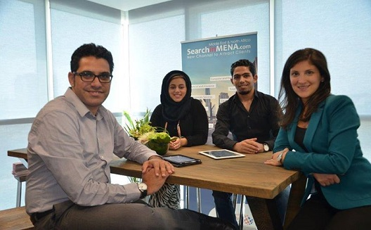 Building the Arab region's biggest B2B market place is not without its challenges