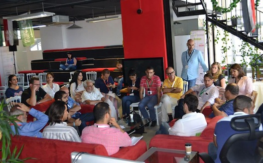 Announcing the Mix N' Mentor Competition Amman finalist