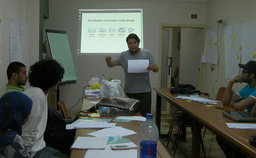 How to Use a Cow Creatively: Social Entrepreneurship Gets Innovative in Egypt