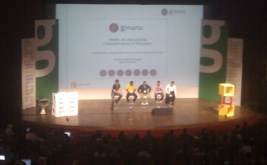Moroccan Web Entrepreneurs Gather, Pitch Ideas at g|maroc