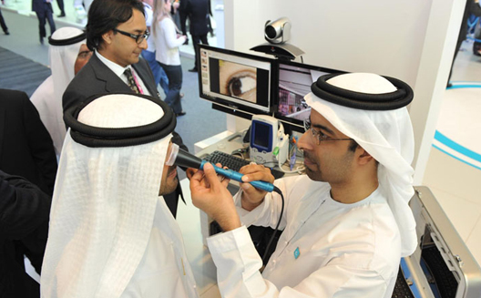 Telemedicine in the Middle East, the time is now