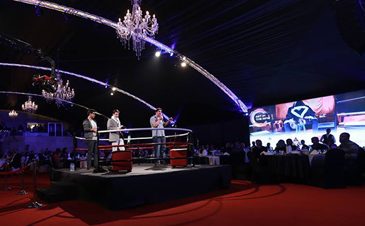 GITR Palestine announces champions