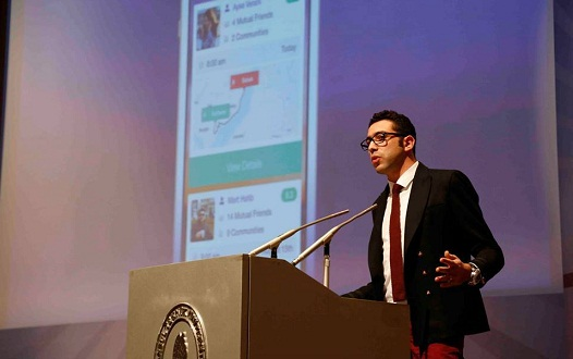 Can this app make real-time carpooling a possibility?