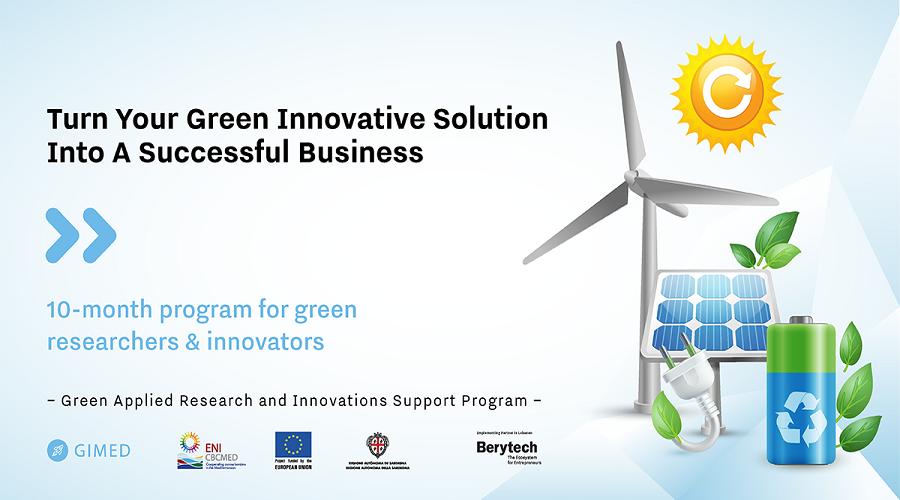 Berytech to invest in Lebanese green startups