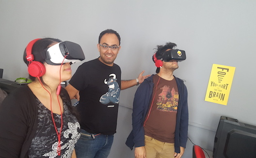 What I know about virtual reality: Walid Sultan Midani