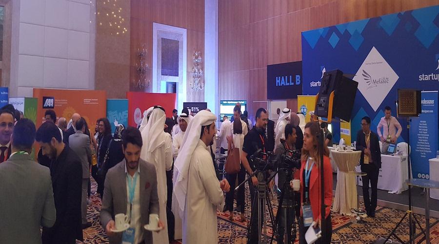 Arabnet Kuwait draws crowds, demands action
