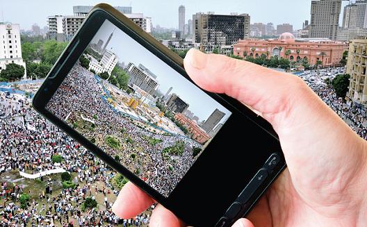 Digital Spring: MENA Governments Must Speak the Language of Social Media [REPORT]