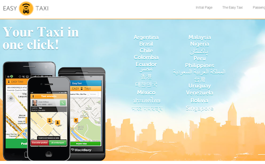 Easy Taxi secures $40m in Series D funding, eyes regional expansion