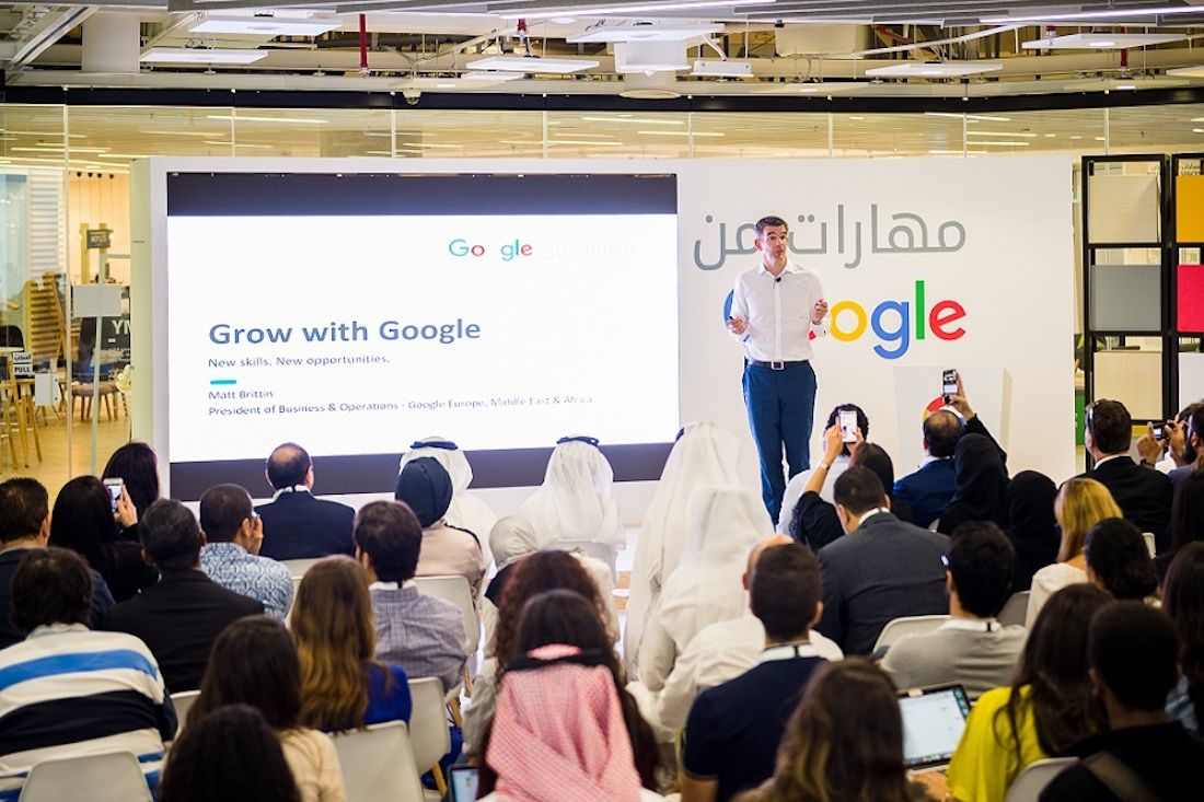 Google launches online skill-building program for the MENA region