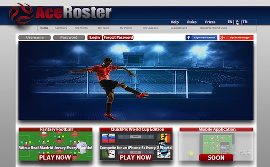 Palestinian startup to tackle global fantasy football market with Ace Roster