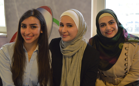 Girls in Tech hosts its first bootcamp in Jordan