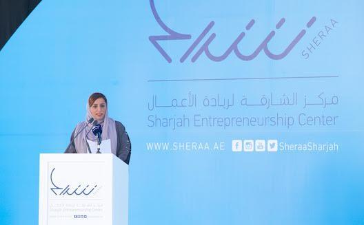 Sharjah's Sheraa sets sail