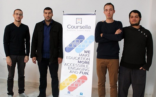 Science club to startup: Coursella targets Algerian education
