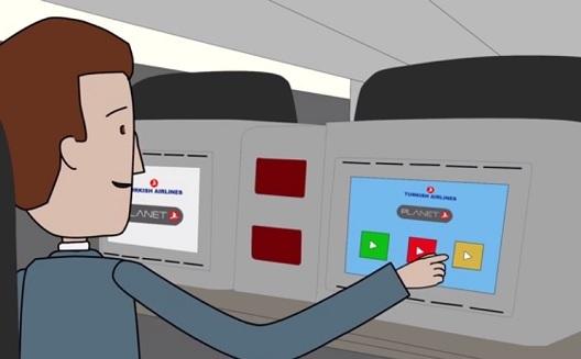 الاستثمار جواً: الخطوط الجوية التركية تسمح للشركات الناشئة بعرض مشاريعها على المسافرين