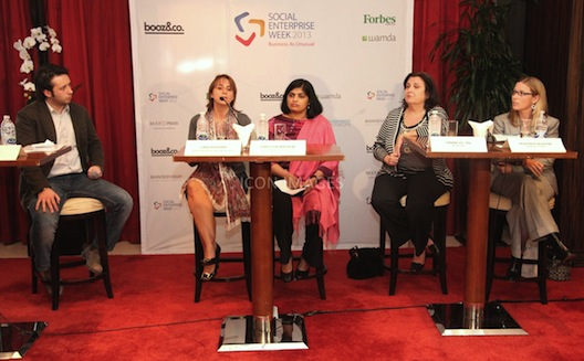 Social Enterprise Week Draws a Crowd, Sets Goals for the Middle East