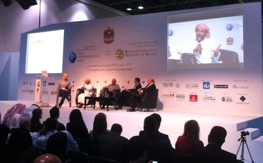 نصائح من ريادية عُمانية خلال القمة العالمية لريادة الأعمال