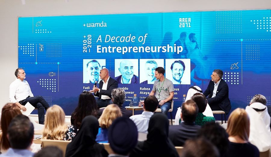 Wamda marks a decade of entrepreneurship at Area 2071 in Dubai