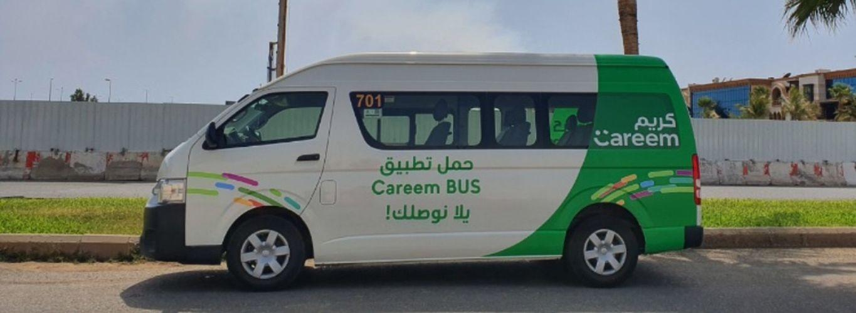 Careem starts bus service from Jeddah to Makkah
