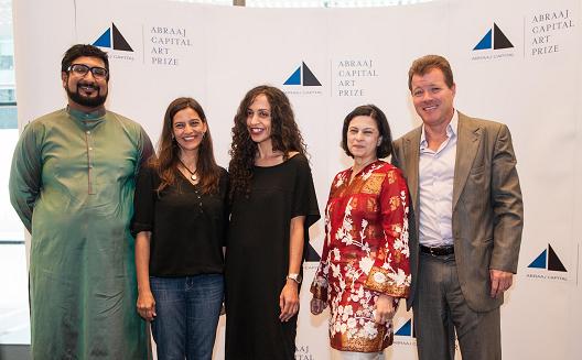 Abraaj Capital Art Prize Announces Winners for 2013