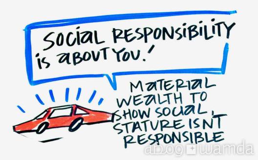 المسؤولية الاجتماعية تخصّك أنت [صورة الأسبوع]