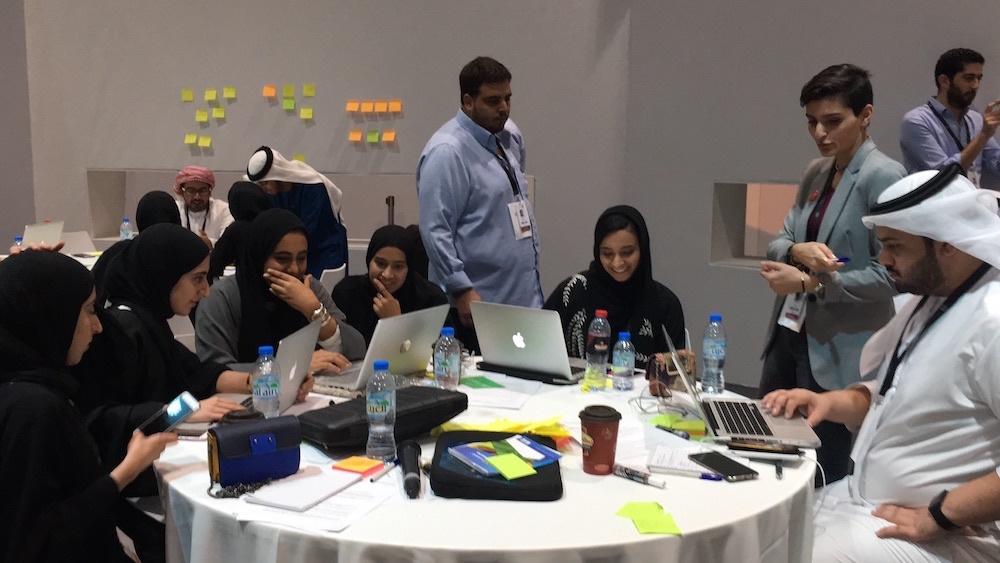 'عقول في مهمة' تحفّز الطلاب الإماراتيين على التفكير