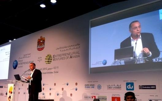 Fadi Ghandour Announces Corporate Entrepreneurship Responsibility Movement