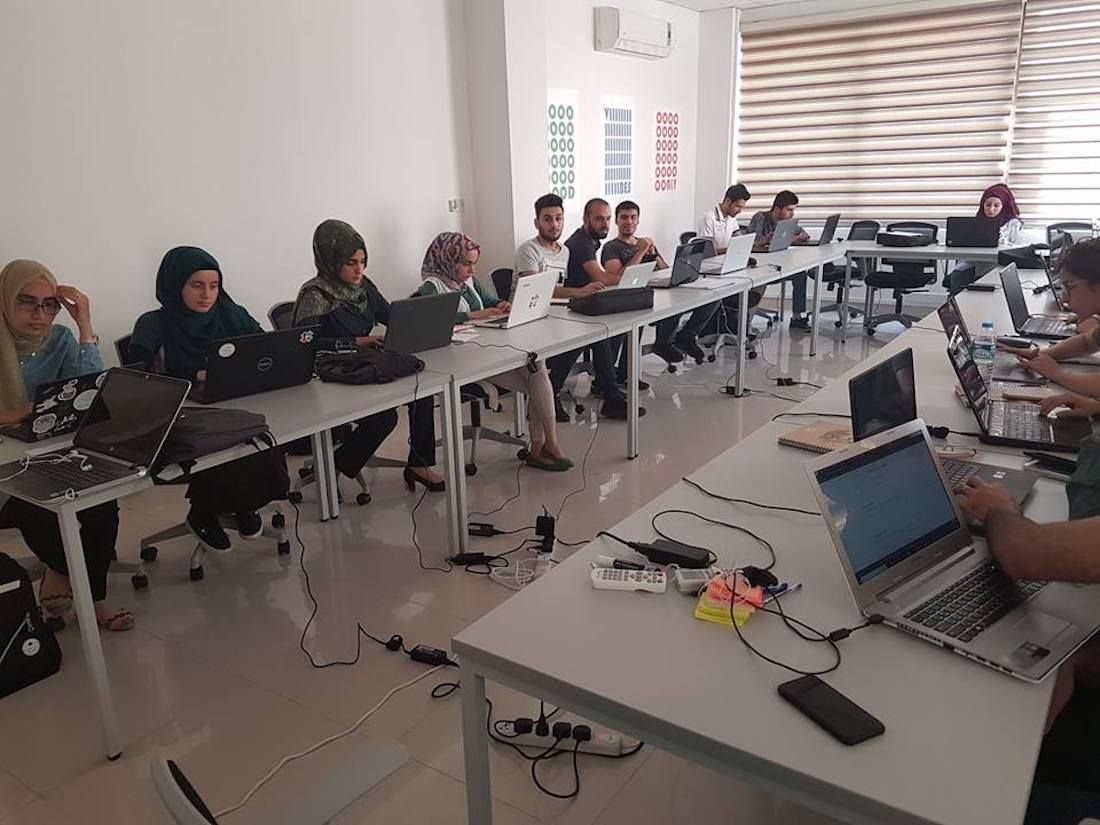 New startup academy launches in Erbil