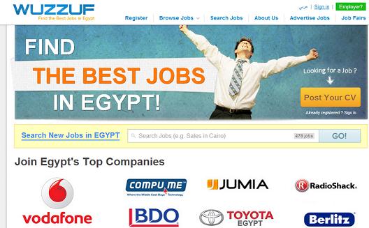 Egyptian job site Wuzzuf joins 500 Startups' acceleration program